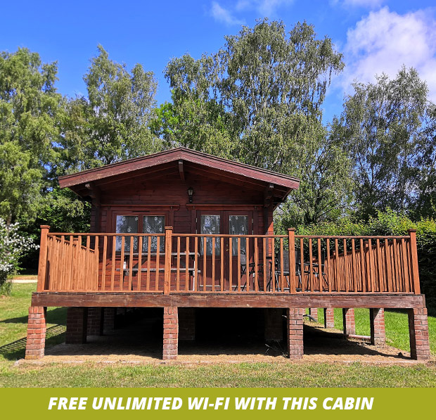 The Willows free WiFi